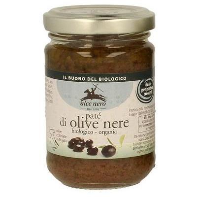 alce nero pat} di olive nere