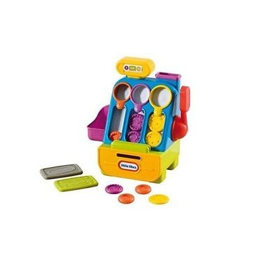 little tikes registratore cassa