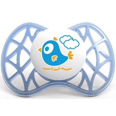 Nuvita - succhietti air tettarella simmetrica nuvita 6+ blu