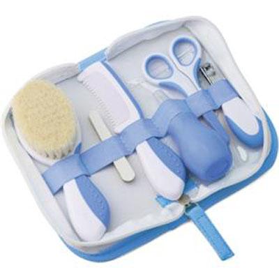 kit baby care blu