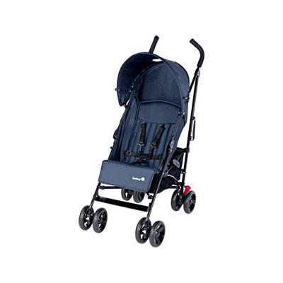 Passeggino Safety Slim Full Blu