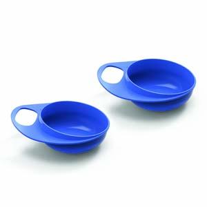 nuvita ciotola easy eating blu