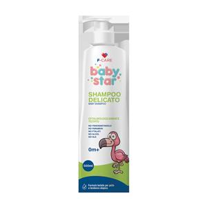 babystar shampoo delicato500 millilitri