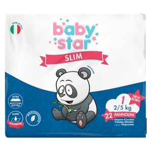 babystar slim 2/5kg t1nb 22pz